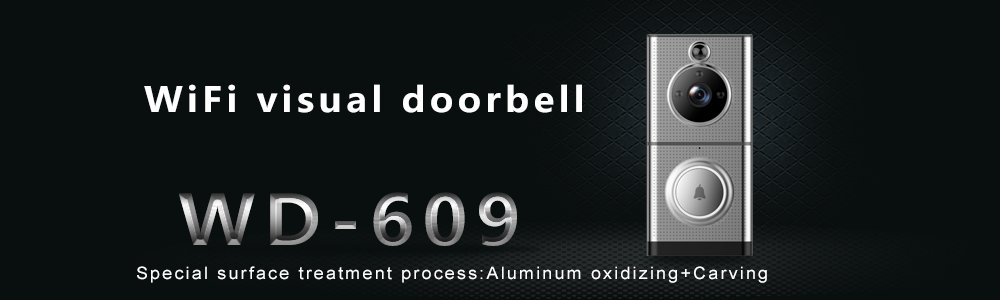wifi video doorbell wd-609(Special)