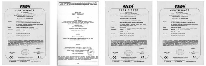 富盈星CE和FCC认证