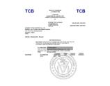 富盈星FCC认证